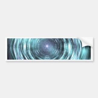 Into the black hole bumper sticker