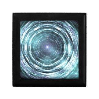 Into the black hole keepsake box