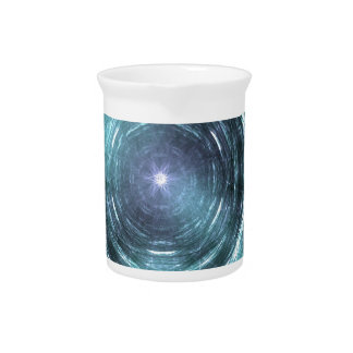 Into the black hole pitcher