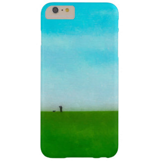 Into the Blue Barely There iPhone 6 Plus Case