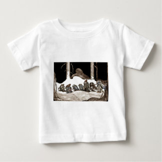 Into the Christmas Night Tomte-Nisse Baby T-Shirt