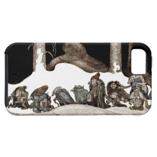 Into the Christmas Night Tomte-Nisse iPhone 5 Covers
