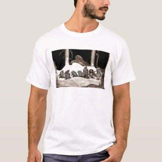 Into the Christmas Night Tomte-Nisse T-Shirt