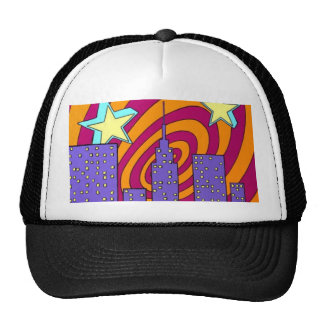 """""""Into the City"""" Trucker Hat"""