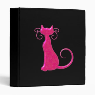 Into The Dark Cat Binder
