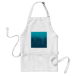 Into the deep adult apron