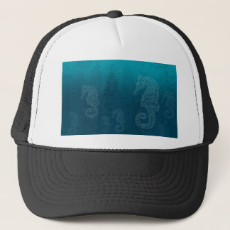 Into the deep trucker hat