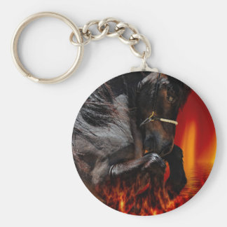 Into the Fire Keychain