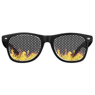 Into the Fire Retro Sunglasses
