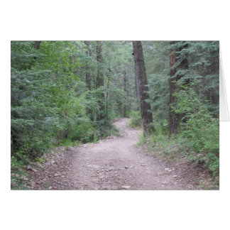 Into the Forest Stationery Note Card