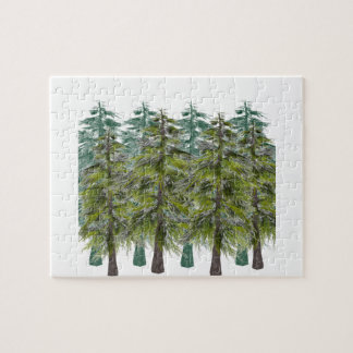 INTO THE FOREST JIGSAW PUZZLE
