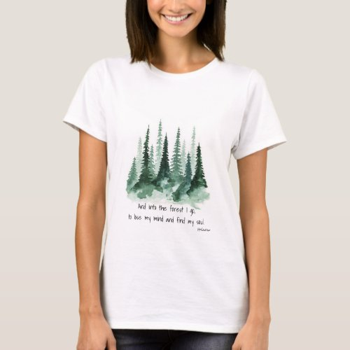 Into the Forest T_Shirt