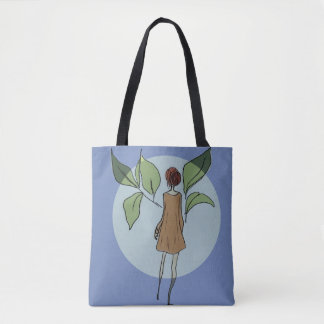 Into The Forrest Tote Bag