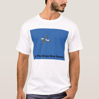 Into The Great Blue Yonder T-Shirt