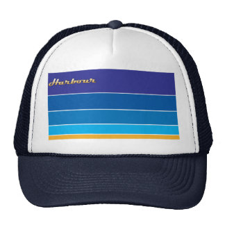 Into the is trucker hat