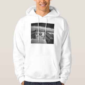 Into The Jaws Of Death LCVP World War II Omaha Pullover