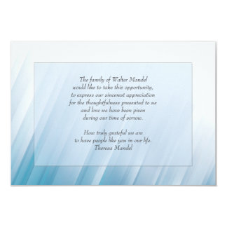 "Into The Light Bereavement Card 3.5""x5"""
