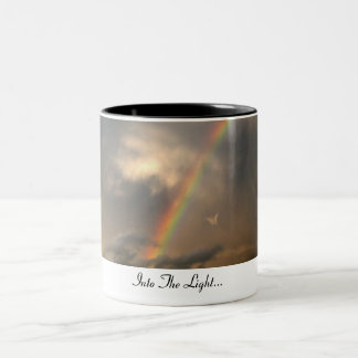 Into The Light (Blue Sky) Mug