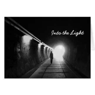 Into The Light Card