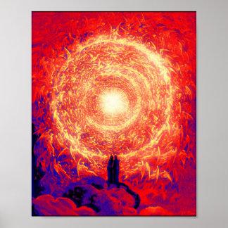 Into the Light Print