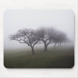 Into The Mist Mouse Pad