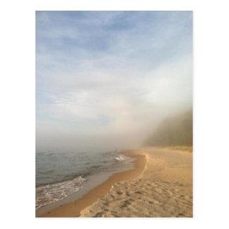 Into The Mist Postcard