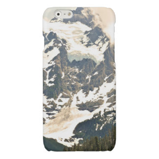 Into The Mountains Glossy iPhone 6 Case