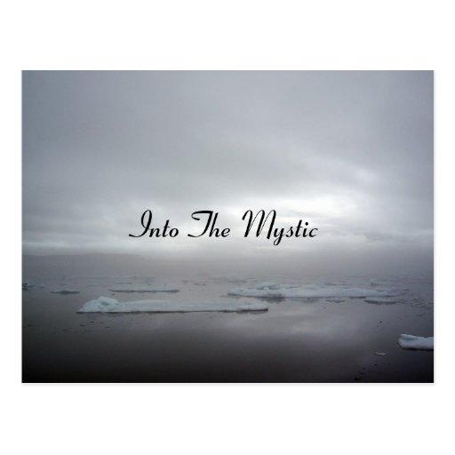 Into The Mystic Postcard
