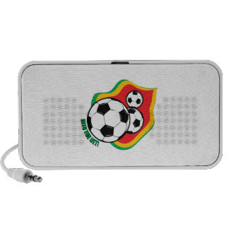 Into The Net! Travel Speakers