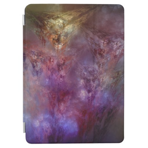 Into the Night Galaxy iPad Air Cover