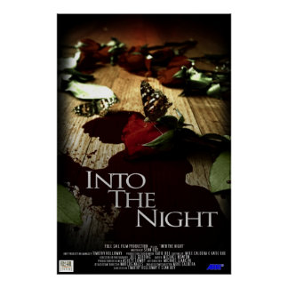 Into the Night Movie Poster
