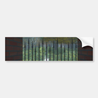 Into the Old Forest Bumper Sticker