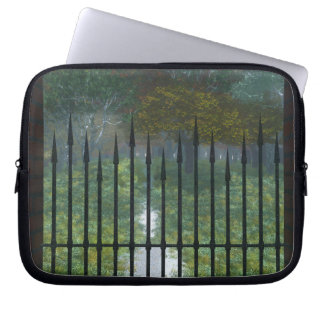 Into the Old Forest Laptop Sleeve