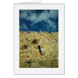 """""""Into The Past"""" Rosh Hashanah greeting card"""