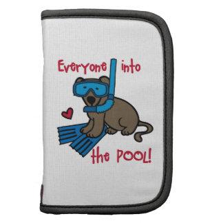 Into The Pool Organizer
