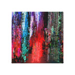 Into the Rain Gallery Wrap Canvas