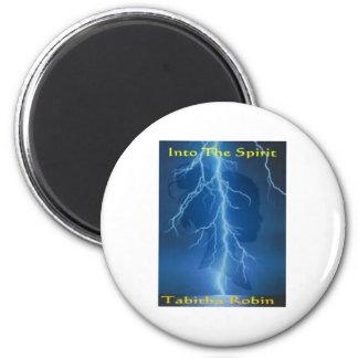 Into The Spirit 2 Inch Round Magnet