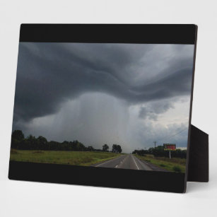 Into the Storm Plaque