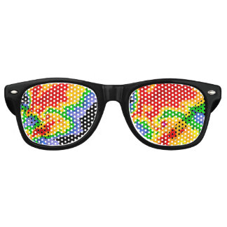 Into the Storm Retro Sunglasses