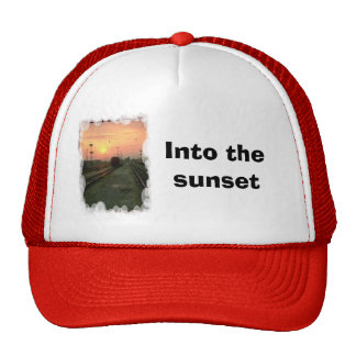 Into the sunset hat