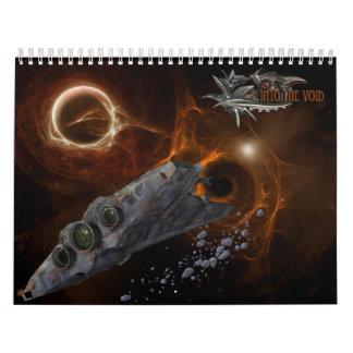 Into the Void Calendar