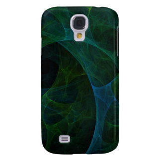 Into The Void Green Samsung Galaxy S4 Cover