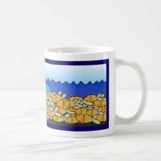 into the water hole coffee mug