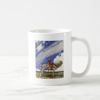 Into the Wide Wide World Classic White Coffee Mug
