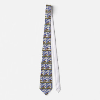 Into the Wide Wide World Neck Tie