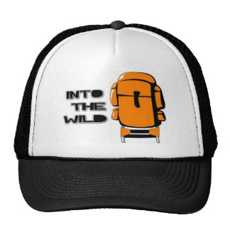 Into The Wild Backpack Hats