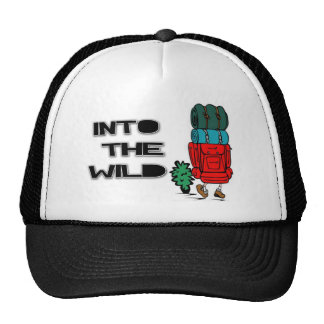Into The Wild Backpacker Hat