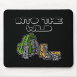 Into The Wild Mouse Pad