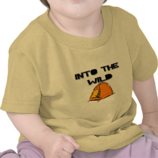 Into The Wild Tent T-shirts