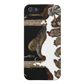 Into the Winter Night iPhone 5/5S Cases